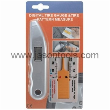 2 in 1 Digital Tire Gauge